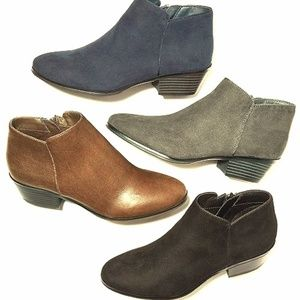 NEW Taupe ankle boots from Style and Compa…